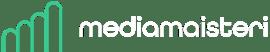 Mediamaisteri_logo_horizontal__white_500px